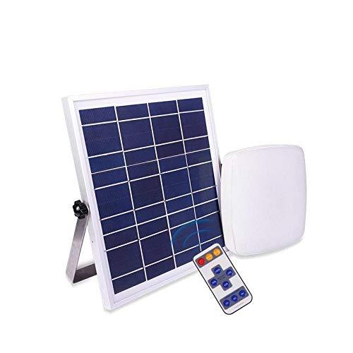 Externe Solarbeleuchtung führte Stra?enlaterne-Betrachtungslicht6W induction + remote control outdoor solar wall light LED split lighting