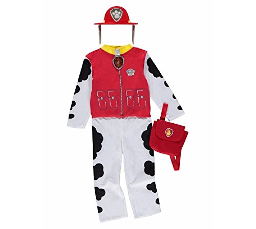 New george paw patrol marshall childrens fancy dress costume outfit (5-6 years) …