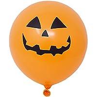 Nuovo pacchetto di 5 zucca Illoom Light up LED palloncini palloncini di  Halloween confezioni da 5 91fb14ca7aa6