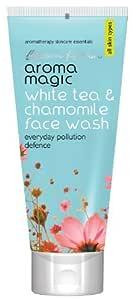 Aroma Magic White Tea And Chamomile Face Wash, 100 ml