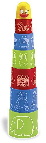 Happy People 40136  - Happy Baby, apilar vasos de alrededor de