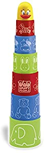 Happy People 40136  - Happy Baby, apilar vasos de alrededor de