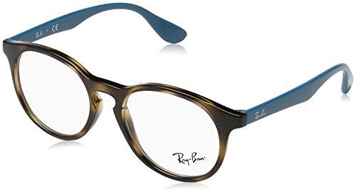 Ray-Ban Unisex-Kinder 0RY 1554 3728 46 Brillengestelle, Braun (Havana),