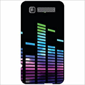 Design Worlds - Intex Cloud Y11 Designer Back Cover Case - Multicolor Phone...