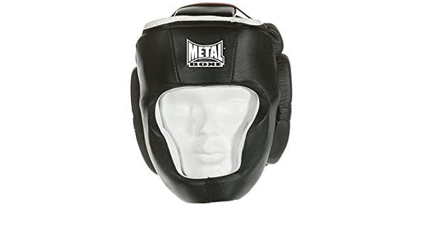 Casco Metal Boxe MB423