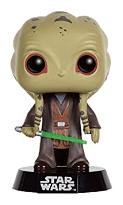 Funko 8554 – Star Wars, Pop Vinyl Figure 96 Kit Fisto