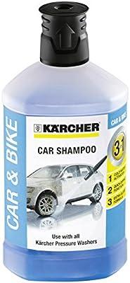 Kärcher 6.295-750.0 - Champú detergente para coches 3 en 1