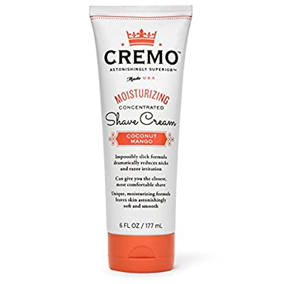 Cremo Cream Lady The Astonishingly Superior Shave Cream Shaving Creams 6 fl oz