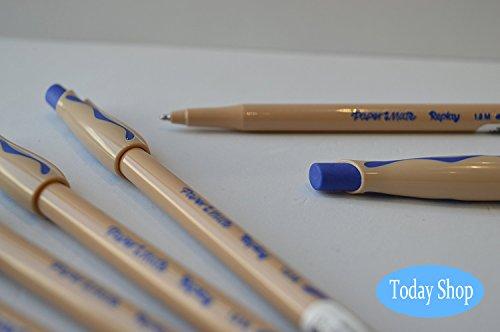 Papermate penna a sfera cancellabile replay blu