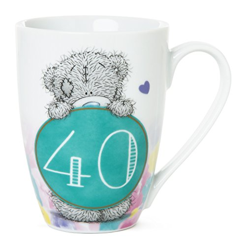 Me To You Tatty Teddy 40th Birthday Mug