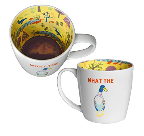What The Duck Inside Out Mug In Gift Box Special Mugs Gifts