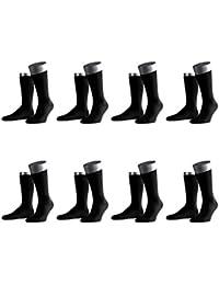 Falke Swing 14633 Lot de 8 paires de chaussettes business pour homme