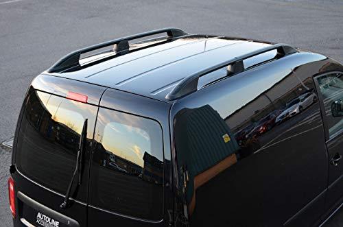CAR ROOF RACK BARS VW VOLKSWAGEN CADDY