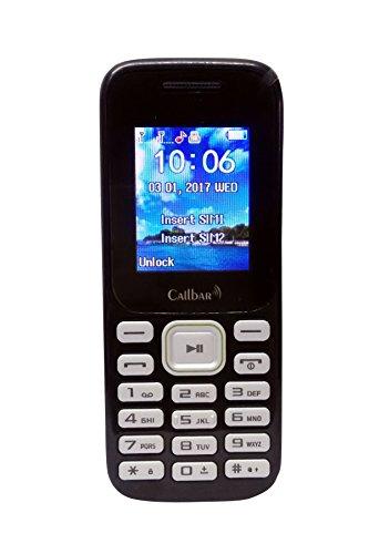 Callbar C63 Bold 310 Dual Sim Mobile Phone Blue & Green