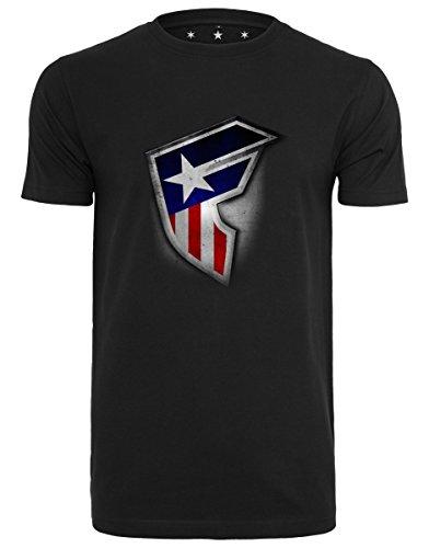 Famous Stars and Straps Herren Flag T-Shirt Black, XXL Preisvergleich