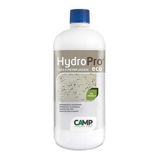 HYDRO PRO ECO TUFO E PIETRA CAMP LT.1 IDROREPELLENTE PROTETTIVO TRASPIRANTE PER TUFO E PIETRA LT.1