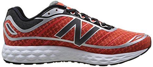 New Balance M980 D V2, Chaussures de running homme Red/black