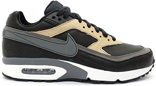 Nike Schuhe Air Max BW Premium Herren Schwarz (Black/Dark Grey/Vachetta Tan/White)