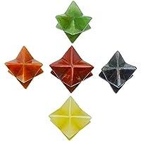 Harmonize Multistone Merkaba 5 Stück Geistige Reiki-Kristall Heilige Energie-Generator preisvergleich bei billige-tabletten.eu