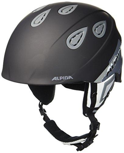 Alpina Unisex – Erwachsene Skihelm GRAP 2.0