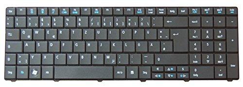 NExpert Orig. QWERTZ Tastatur für Acer Travelmate 5744 5744Z Series Schwarz DE NEU - Acer Travelmate 5744