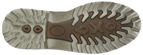 Juge-chaussures bottes de combat dragon garçon Marron (chestnut/espresso  2001)