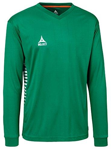 Select Trikot Mexico Langarm, L, grün, 6210103444