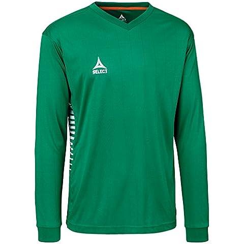 Select adultos Camiseta Mexico Verde verde Talla:extra-large