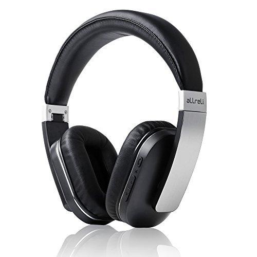 allreli-f5-bluetooth-over-ear-kopfhorer-mit-aptx-technologie-und-integriertem-mikrofon-schwarz