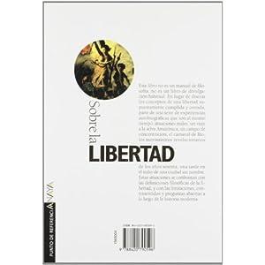 Sobre la libertad (Libros Para Jóvenes - Punto De Referencia)