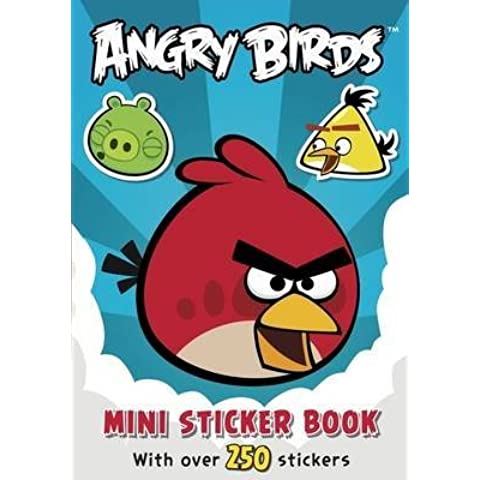 [Angry Birds: Mini Sticker Book] (By: Puffin Books) [published: June, 2014]