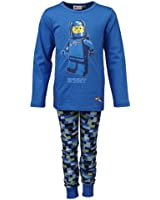 LEGO Wear - Lego Movie Schlafanzug Benny Alf 110 - Ensemble de pyjama Garçon