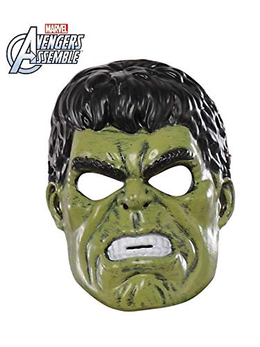 DISBACANAL Máscara Hulk Infantil