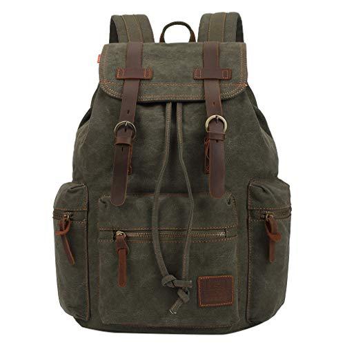 2019 Rucksack Damen Herren Backpack Travel Studenten Tasche Beiläufig Tasche für Wandern Reise Camping Rucksack, Rucksack Herren