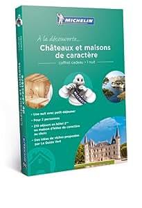 SMARTBOX / MICHELIN - Coffret Cadeau - Châteaux et maisons de caractères