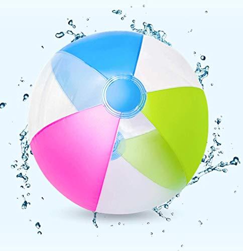 DYV Aufblasbarer Wasserball Erwachsenes Kind Schwimmendes Wasserball PVC Wassersportspielzeug Verschleißfest Kompressionsdruck Verdicken Auslaufsicher