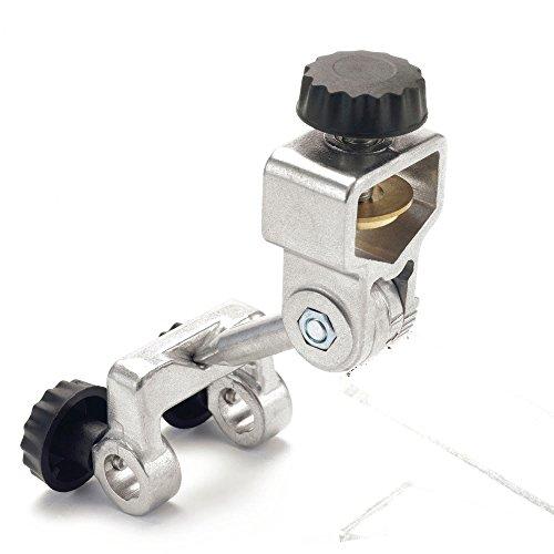 Preisvergleich Produktbild Record Power WG250/A Vorrichtung für Schalendrehröhren, Schnitzhohleisen und Geissfüsse für Nasschleifmaschine WG250