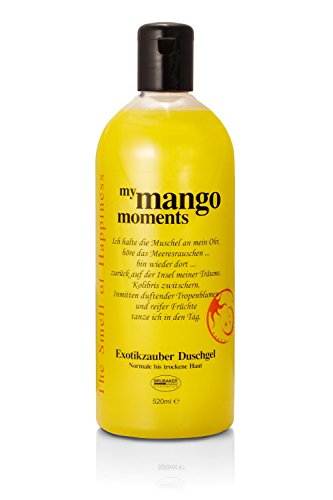 BRUBAKER Happiness My Mango Moments Duschgel Mango, 520 ml