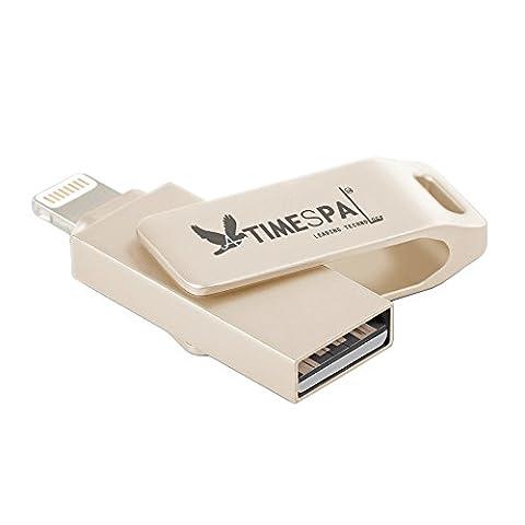 Clé USB iPhone 32GO USB Stick ATIMESPAL iPhone Mémoire avec