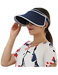 Para mujer Casual ala ancha UV Traveler verano Golf tenis gorra de sol