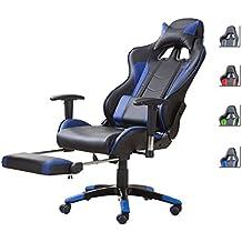 gaming stuhl fußablage