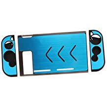 Street27 Anti-scratch Protective Case Cover for Nintendo Console & Joy-Con Controller Ligh Blue