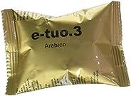 Pop Caffe' E.Tuo .3 Arabica compatibili Fior fiore, Lui l'Espresso, Mitaca MPS, Aroma vero 100