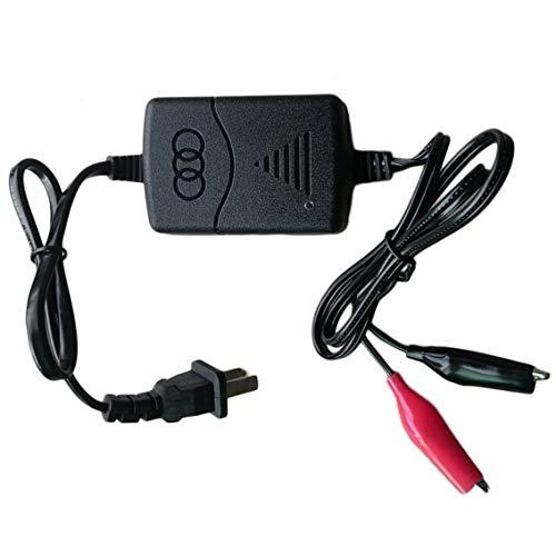 Mazur-Protezione-da-cortocircuito-nero-12-V-1300mA-batteria-al-piombo-ricaricabile-al-piombo-ricaricabile-caricabatterie-per-auto-camion-moto-nero