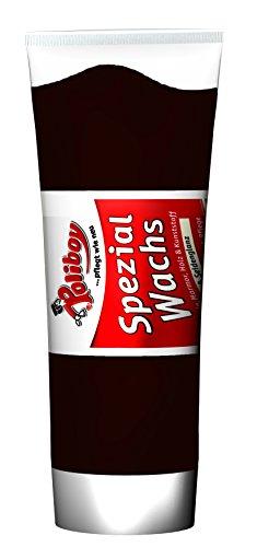 Poliboy - Spezial Wachs (braun) - 250 ml Tube - Fußbodenpflege - Bohner Wachs