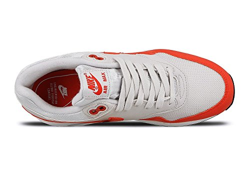 Air MAX 1 Color VAST Grey Habanero Red T en Amazon