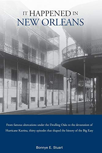 It Happened in New Orleans, First Edition (It Happened in Series) -
