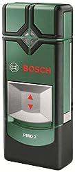 Bosch Home and Garden PMD 7, 1.5 V, Schwarz, Grün