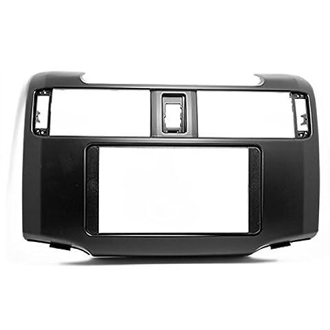 carav 11–321 Doppel DIN Autoradio Radioblende DVD Dash Installation Kit für Toyota 4 Runner 2009 + Faszie mit 173 * 98 mm 178 * 100 mm