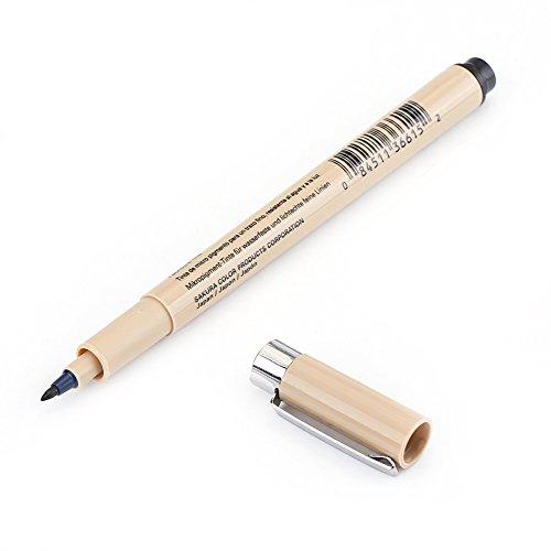 Schwarze Feine Liner Pens,Drawing Ink, Kunst Skizze Feine Linie Marker, Handbemalte Textmarker Nadel...
